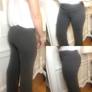 Ann Taylor size 6 grey trousers